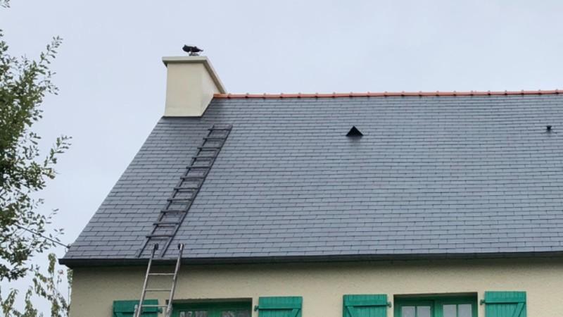 Rénovation toiture Rennes